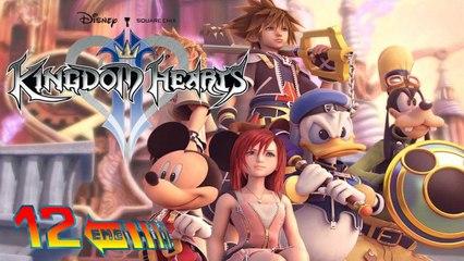 Kingdom Hearts II - 12ème plus grand jeu de tous les temps