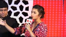 Alia Bhatt: I Am A Big Music Lover, I Need Music Constantly