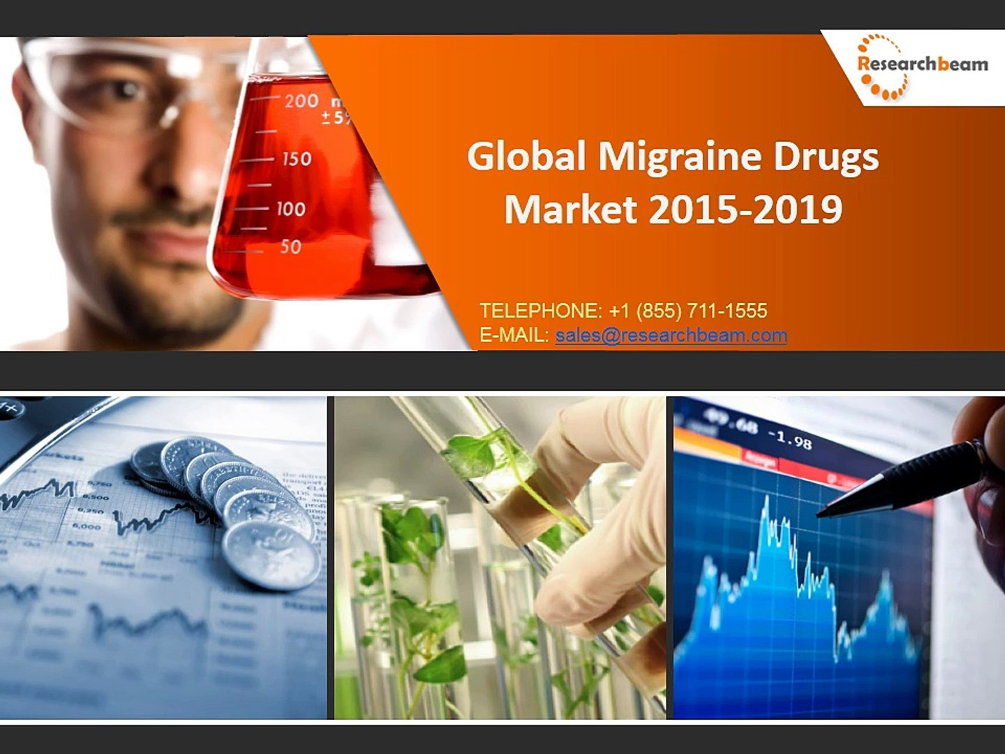 Latest Report On Global Migraine Drugs Market Size, Share, Trends 2015-2019