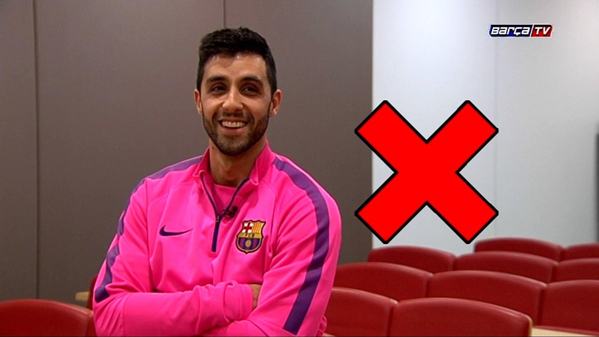 FC Barcelona Hockey: El Test de la Copa de Reinaldo