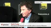 TextO' : Jack Lang : « Dire que Mme Le Pen est irréprochable, on tombe de l'armoire ! »