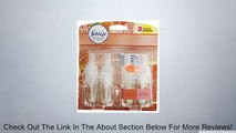 Febreze NOTICEables Grapefruit Fizz Scented Oil, 2 Refills, 0.87 fl oz Review