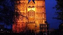 Symphonie de Noël  son et lumière sur la cathédrale d'Evreuxé - YouTube