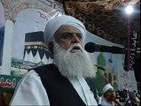 Pir Ayub Jan Sarhandi, a Sindhi cleric addressing against Pakistani media and religious minorities
