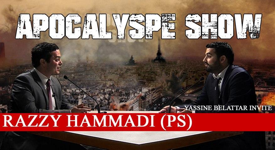 """""""Quand la Gauche est au pouvoir, il y a toujours des déceptions"""" - Razzy Hammadi dans APOCALYPSE SHOW"""