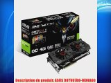 Asus Strix GTX980-DC2CO-4GD5 Carte graphique Nvidia GeForce GTX 980 1178 MHz 4096 Mo PCI-Express