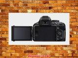 Nikon D5200 Appareil photo num?rique Reflex 24.1 Kit   Objectif AF-S DX VR 18-55 mm   Objectif