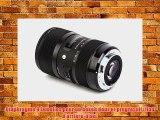 Sigma Objectif 18-35 mm F18 DC HSM ART - Monture Nikon