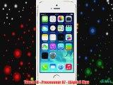 Apple iPhone 5s Smartphone d?bloqu? 4G (Ecran : 4 pouces - 32 Go - iOS 7) Or