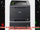 Brother - HL-4570CDWT - Imprimante Laser - couleur - Recto-verso - Wifi - 28 ppm - M?moire