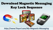 Magnetic Messaging Key Lock Sequence Examples   Magnetic Messaging Key Lock Sequence Download