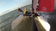 Catamaran Spitfire S | La Baule - Le Pouliguen | December 2011 (#2)