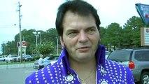 Brad Latham on his favorite era of Elvis Presley music 'the 70's' Elvis Week 2008