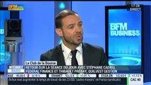 Le Club de la Bourse: Stéphane Cadieu, Thibault Prébay et Stéphane Ceaux-Dutheil - 24/02