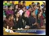 Mehwish Hayat Sings Live in Utho Jago Pakistan