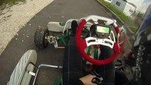 Karting TonyKart Rotax Max à Pusey le 04-09-2010_Run-2 (720p)