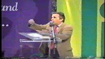 Henry Winkler 'The Fonz' speaking at Health South Galleria Birmingham Alabama mid 1990's part 1
