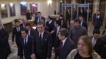 Bakan Çelik, Türksoy Basın Ödülleri Töreni'ne Katıldı