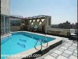 مصر، القاهرة، المعادى، شقه بالروف سرايات مذهلة  حمام سباحة للبيع