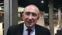 Gérard Collomb: nous allons commencer à dénouer le Noeud Ferroviaire Lyonnais