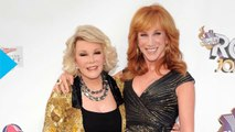 Melissa Rivers and Kathy Griffin Speak Out About Joan Rivers In Memoriam Oscars Snub