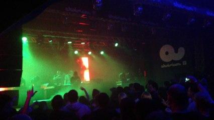 Noisia (NL) - [Be True - Commix] (Noisia Invites: Budapest, Akvárium Klub 21.02.2015)