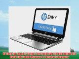 HP Envy 15t Touch i7-4510U 2 GHz 16GB RAM 1TB HDD nVIDIA GTX 850M 4GB FullHD Windows 8.1 Notebook