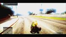 GTA 5 Stunt Montage   Insane GTA 5 Stunts  Drifts! (Craig98 GTA 5 Online Stunt Montage!)