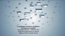 24-02-2015 : Budget du CESE et pédagogie numérique - cese