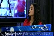 Danna García en entrevista con Javier Poza