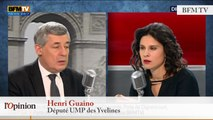 """TextO' : Henri Guaino - """"Français de souche"""" : """"Je trouve cette expression détestable"""""""