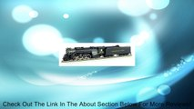 Bachmann 2-8-4 Berkshire Steam Locomotive & Tender -- DCC Sound Value Equipped C&O KANAWHA #2718 - HO Scale Review