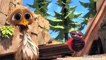 """In film """"Yellowbird"""" un uccellino a capo migrazione verso Africa"""