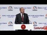 Erdoğan: Varsın onlar inadına dekolte inadına mini etek desinler