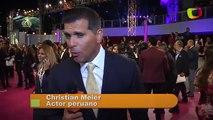 Entrevista a Christian Meier es tentador ser 'Christian Grey'