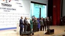Türgev Toplu Yurt Açılış Töreni - Açılış