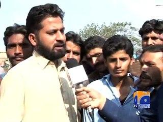 Non-uniformed policemen caught in Faisalabad