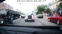 Crazy Russian biker - Hit and Run
