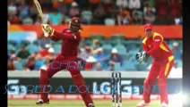 Chris Gayle 200 - Chris Gayle Hits Double Century - World Cup Record !!Chris Gayle 215 off 147 vs Zim (16 Sixes) Highlights - World Cup Cricket 2015
