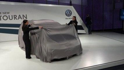 2015 Volkswagen Touran : la révélation