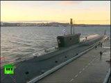 Vladimir Monomakh Borei-Class Ballistic Missile Nuclear Submarine Joins Russian Navy