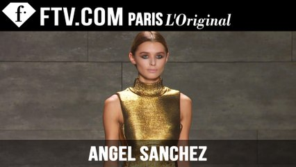 Angel Sanchez Fall/Winter 2015 Show |  New York Fashion Week NYFW | FashionTV