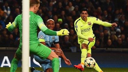 Suarez bites back on English return