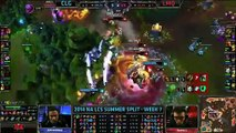 Best AD carry Highlight Pro LOL New 2015