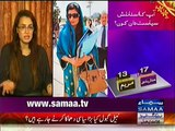 According to Nadia Hussain who is the most Stylish Personality from Pakistani Politics --