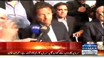 Will PTI accept Nabil Gabol ?? Watch Imran Khan's Reply