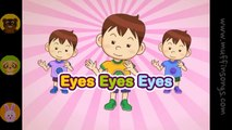 Eyes Eyes Eyes _ nursery rhymes & children songs with lyrics