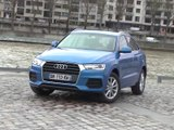 Essai Audi Q3 1.4 TFSi COD 150 STronic Ambiente 2015