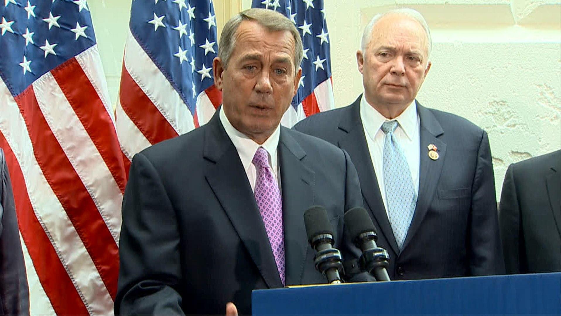 Forget Beast Mode, Mr. Speaker Is Going 'Boehner Mode'
