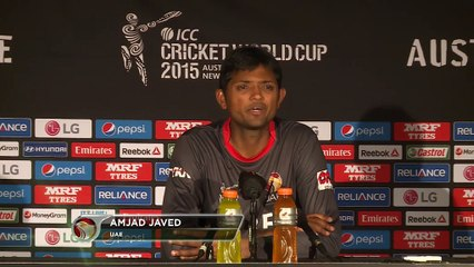 Javed frustrated with costly errors